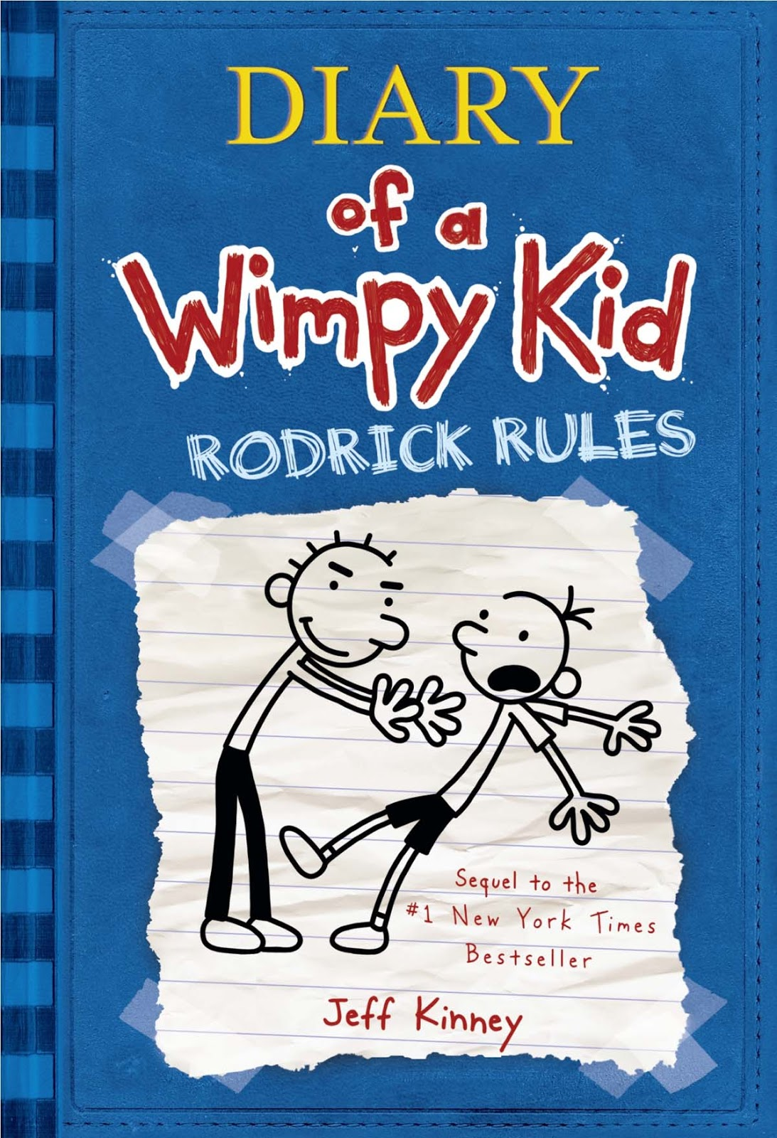 Diary Of A Fashion Mister Strictly Confidential: St. Peter Claver Reads!: Diary Of A Wimpy Kid: Rodrick Rules