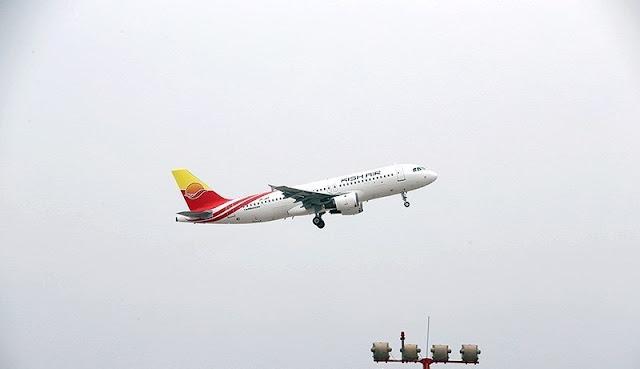 Gambar Pesawat Airbus A320 08