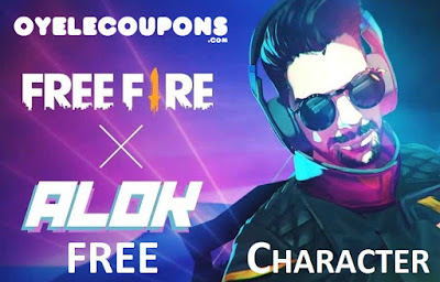 How to Get DJ Alok Character For Free in Free Fire 2021