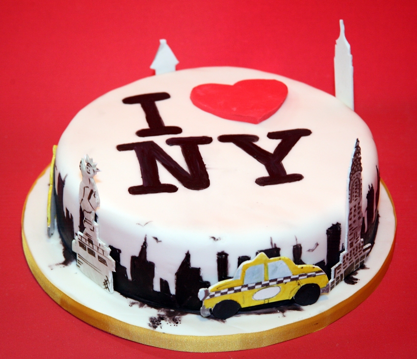 Birthday Cakes Nyc New York Cake Cake Decorating Community Cakes