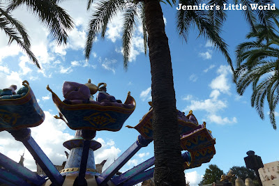 The best attractions at Walt Disney World for very young children