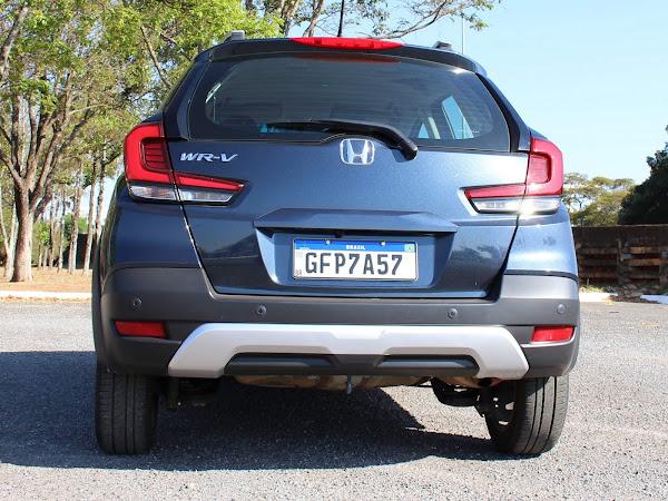 Honda WR-V EX-L -traseira
