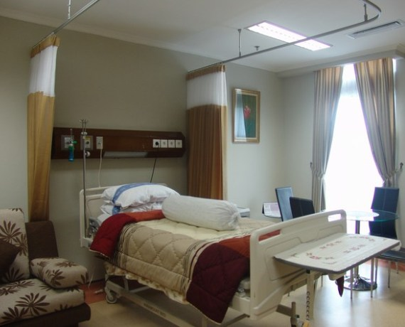 Rumah Sakit Modern Penuh Kenyamanan