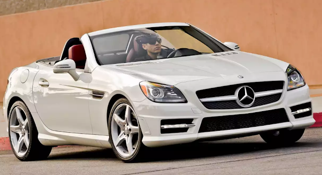 2018 Mercedes SLK Price And Specs Redesign Exterior