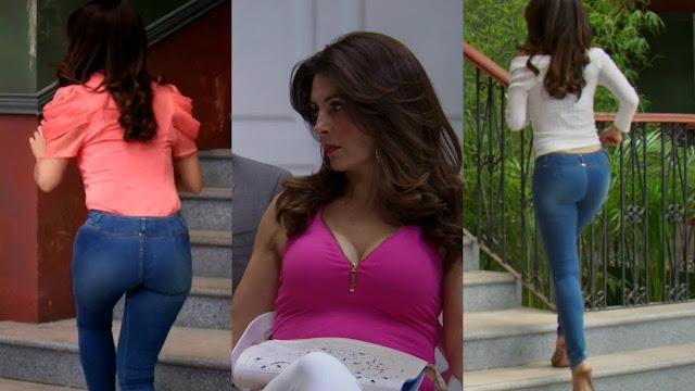 Así lucía tristemente Mayrín Villanueva cuando debutó en las telenovelas a los 26 años