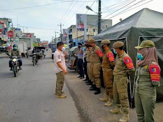 Pasca Diumumkan 4 Desa Zona Merah, Bupati Instruksikan Pendirian Posko Penerapan Prokes
