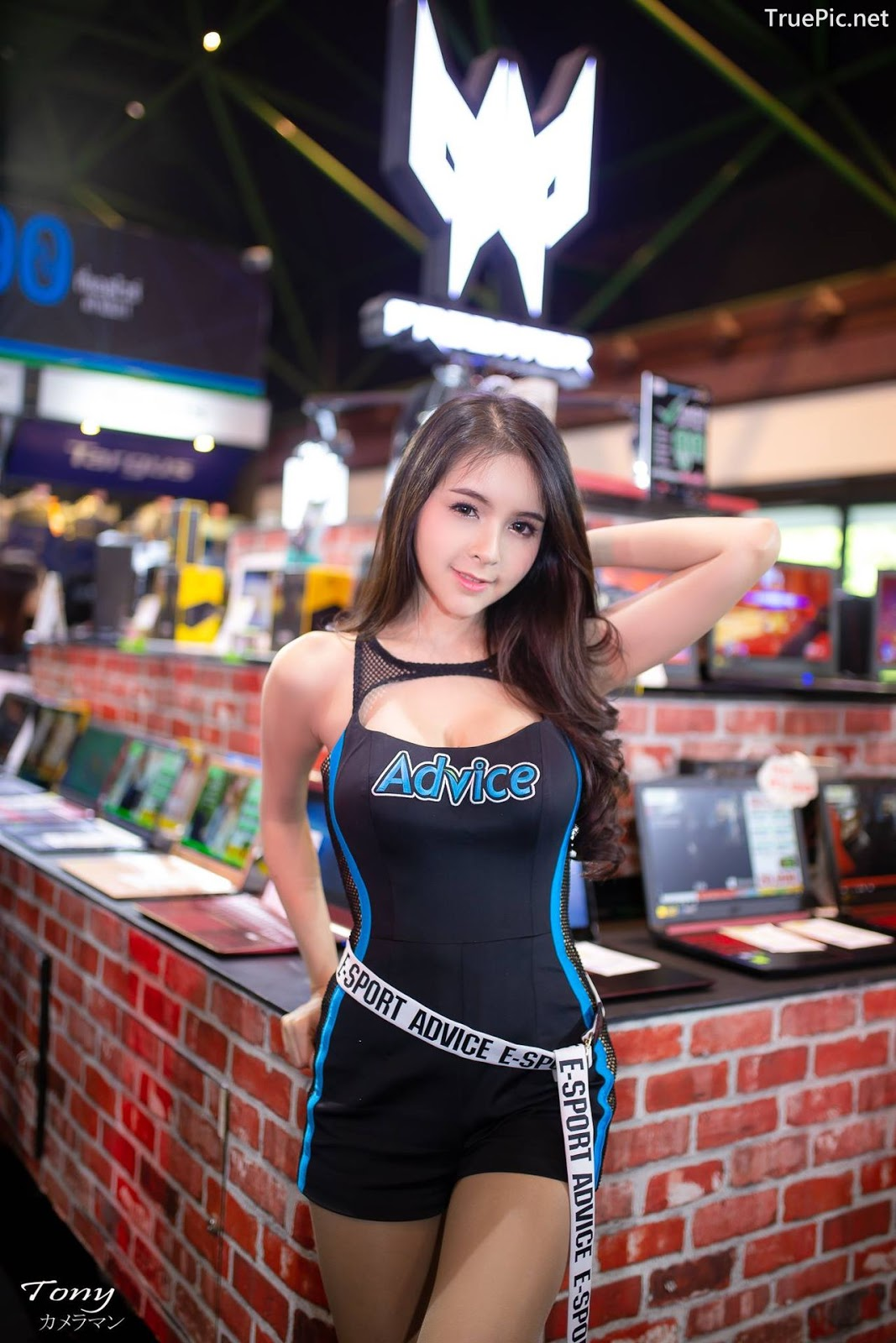 Image-Thailand-Hot-Model-Thai-PG-At-Commart-2018-TruePic.net- Picture-53