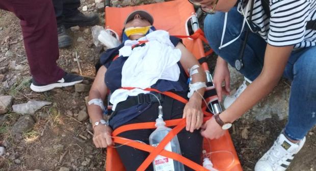 Επιχείρηση για την διάσωση γυναίκας που έπεσε σε πλαγιά του Χελμού