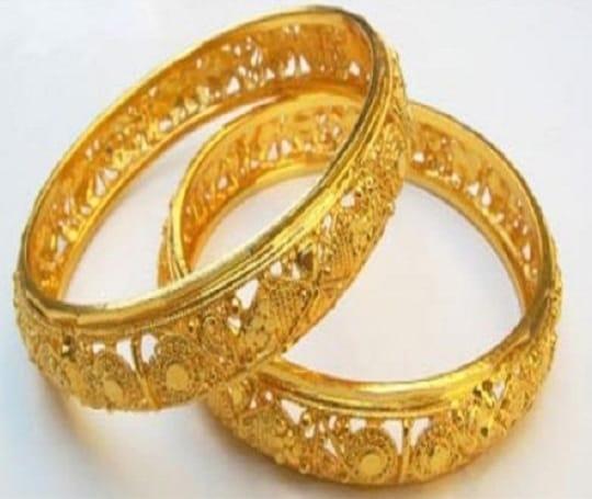 ارتفاع طفيف فى اسعار الذهب اليوم