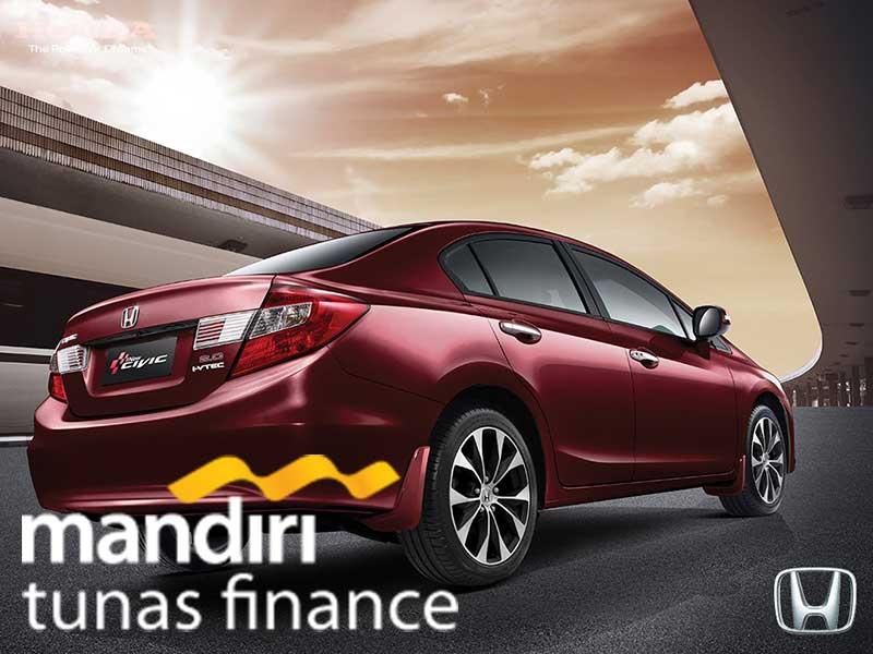 Kredit Mobil Honda Civic Bandung