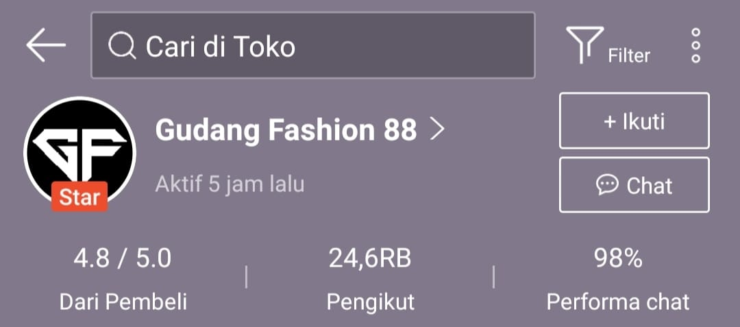 Gudang Fashion 88 - Jual Jaket Parasut