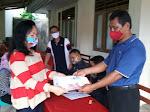 Penyaluran BST Tahap III di Kecamatan Pineleng Capai 80 Persen