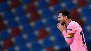 Hubungan Messi dan Barcelona Kembali Tegang