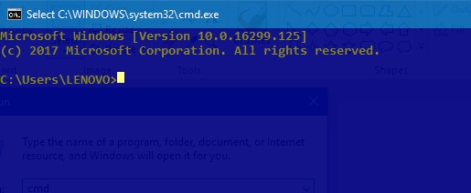 Cara Mengubah Warna Text Dan Background Command Prompt