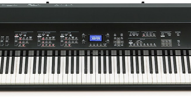azpianonews reviews review kawai mp11 digital piano recommended ultimate portable. Black Bedroom Furniture Sets. Home Design Ideas