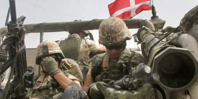 Denmark redeploys troops to Kuwait