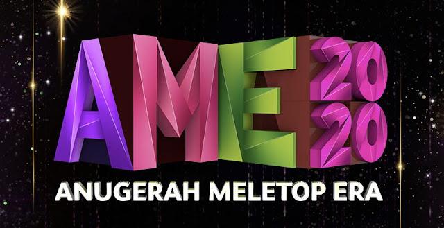 Anugerah MeleTOP ERA 2020 (AME2020)