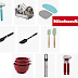 KitchenAid Tools on Sale Today on Amazon: Cookie Lifter $6.50, Bowl Scraper $6.59, Can Opener $8.39, Candy and Deep Fry Thermometer $10.79, 2 Bamboo Spatulas $10.39, 3 Mixing Bowls Set $17, Full Size Dish rack $35