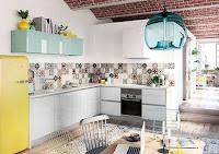 Scandinavian kitchen ideas clever kitchen tile backsplash