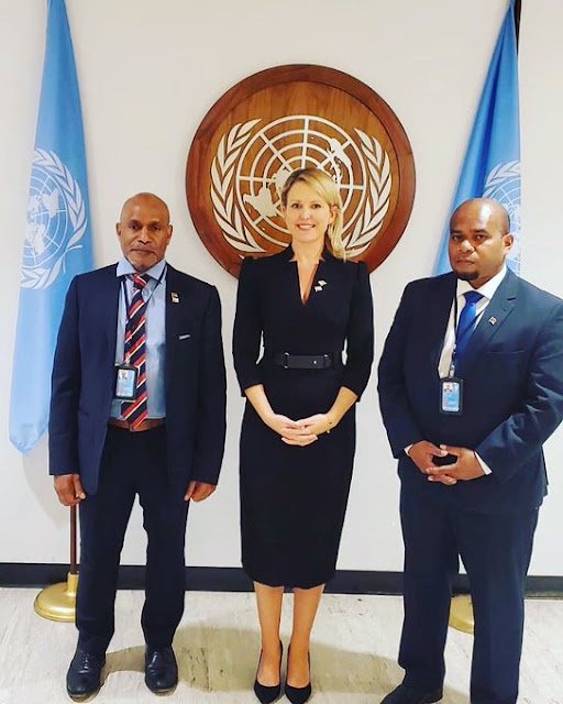 Ini Ikhtisar Masalah Papua di Sidang Umum PBB Tahun 2019