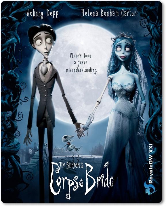 TIM BURTON'S CORPSE BRIDE(2005)