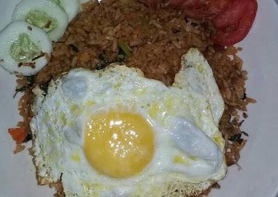 Resep Cara Membuat Nasi Goreng Pedas Gila