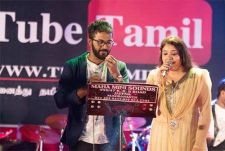 Gallery : Special Concert in Nagar Kovil Jaffna : Tubetamil