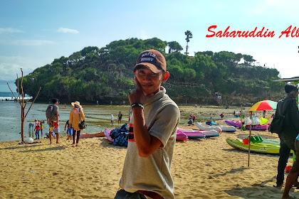 Pesona dan Sensasi Pantai Indrayanti Gunung Kidul Yogyakarta