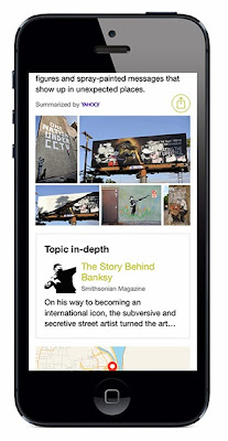 Yahoo News Digest for iPhone