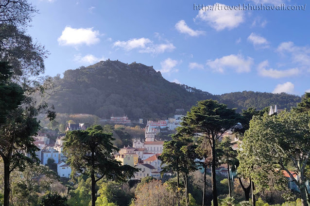 Hotels with best views in Sintra