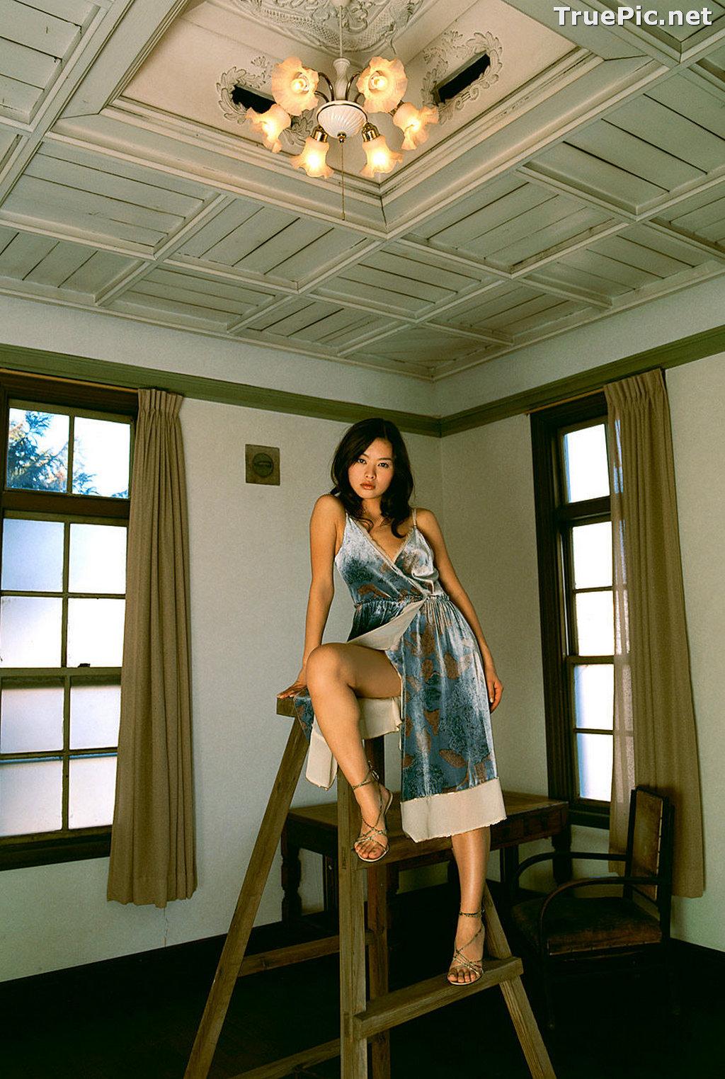 Image Japanese Actress and Model - Sayaka Yoshino - Saya Photo Album - TruePic.net - Picture-5