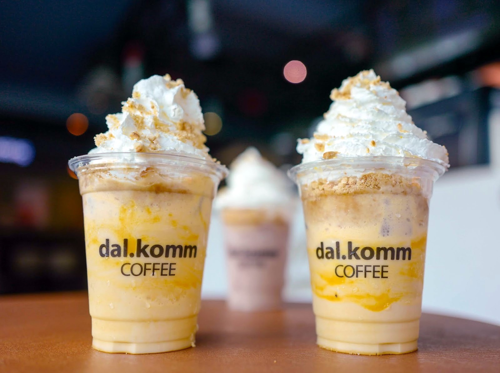 shake up cny with the talk of the town: the golden salted egg lava shake @ dal.komm coffee