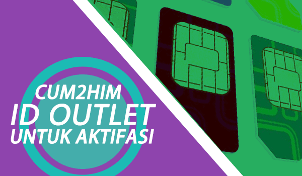 Kode ID Outlet Untuk Aktifasi Perdana Baru (Indosat,Telkomsel, AXIS, Three)