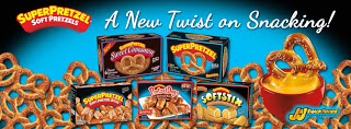 SuperPretzel, snacks, appetizers