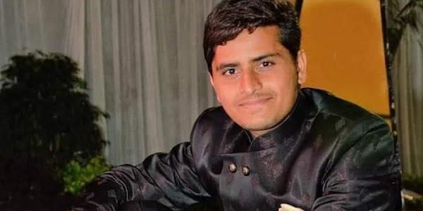 नेता प्रतिपक्ष लक्ष्मण राठौड़ के पुत्र का दुर्घटना में निधन
