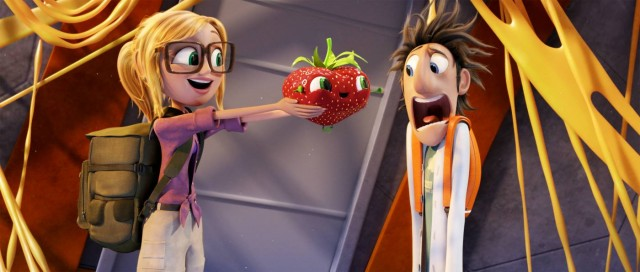 Cloudy with a Chance of Meatballs 2 (2013) review cuplikan trailer