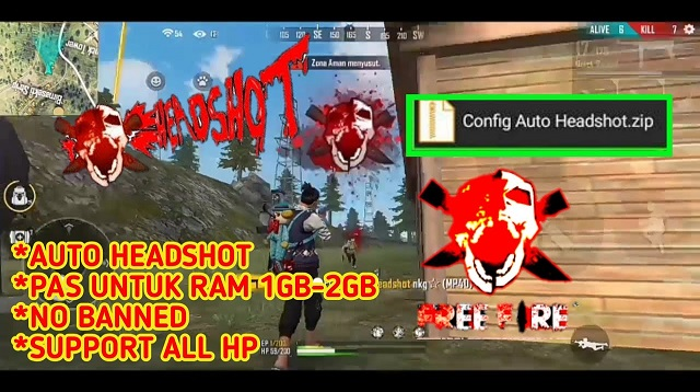 Cara Download Config Free Fire