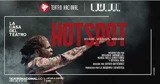 HOTSPOT | CASA del Teatro Nacional