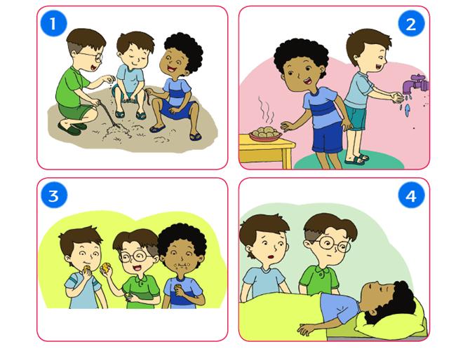 Langkah-Langkah Menulis Karangan Berdasarkan Gambar