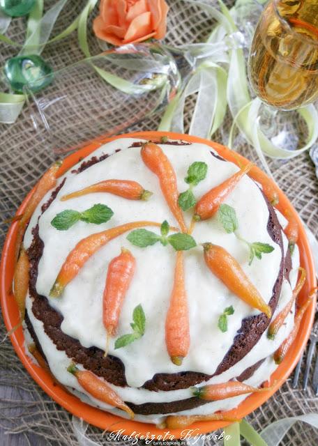 torcik orzechowy z kremem waniliowym, akademia kulinarna whirlpool, ciasto z orzechami, ciasto orzechowe, daylicooking, Małgorzata Kijowska