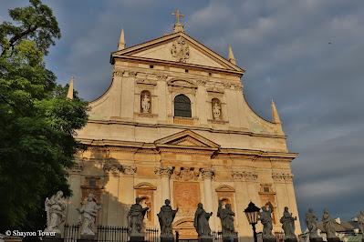 St Peter and Paul's Church / Kraków, Poland