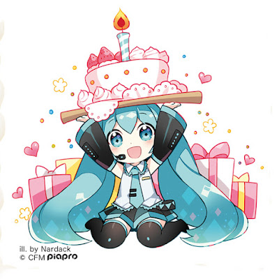 miku cumpleaños
