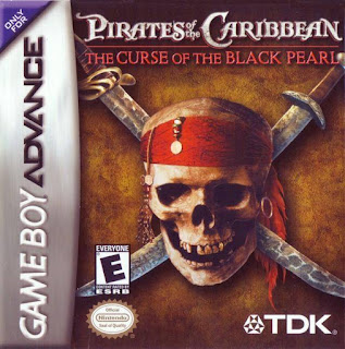 Rom de Pirates of the Caribbean: The Curse of the Black Pearl - GBA - PT-BR - Download