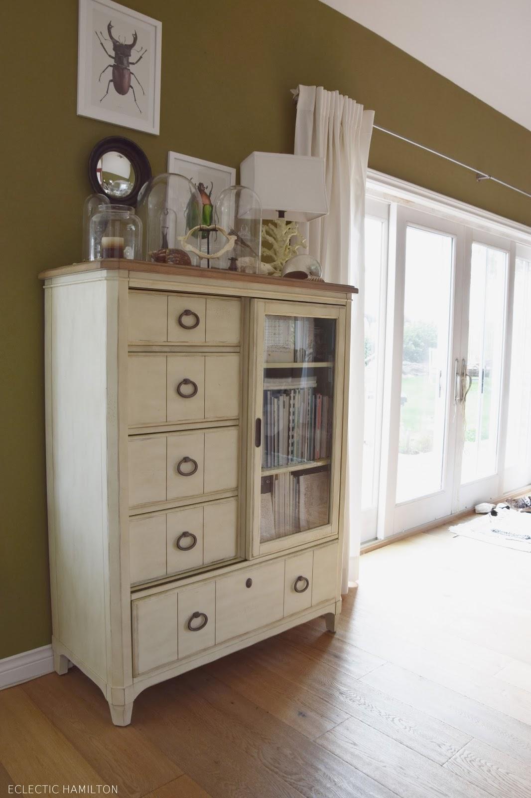 mein wohnzimmer teil 2  neu gestaltet: highboard + sideboard, Wohnzimmer