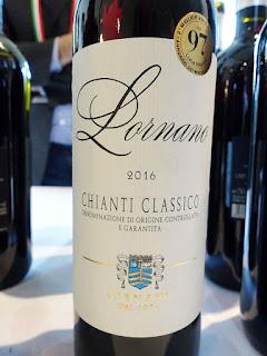 Lornano Chianti Classico 2016 (88 pts)