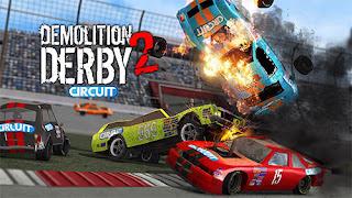 لعبة سباق الانجراف Demolition Derby 2 النسخة المعدلة للاجهزة الاندرويد باخر تحديث !