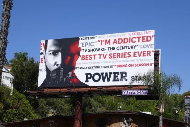 Power season 6 billboard