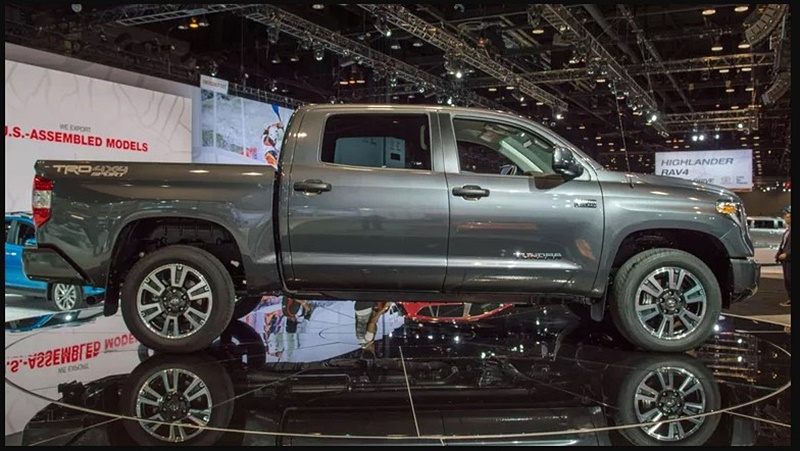 2018 Toyota Tundra Trd Sport and Spec