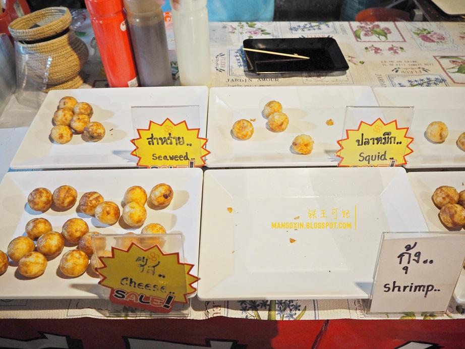[考艾吃喝篇] Pak Chong Night Market khao yai