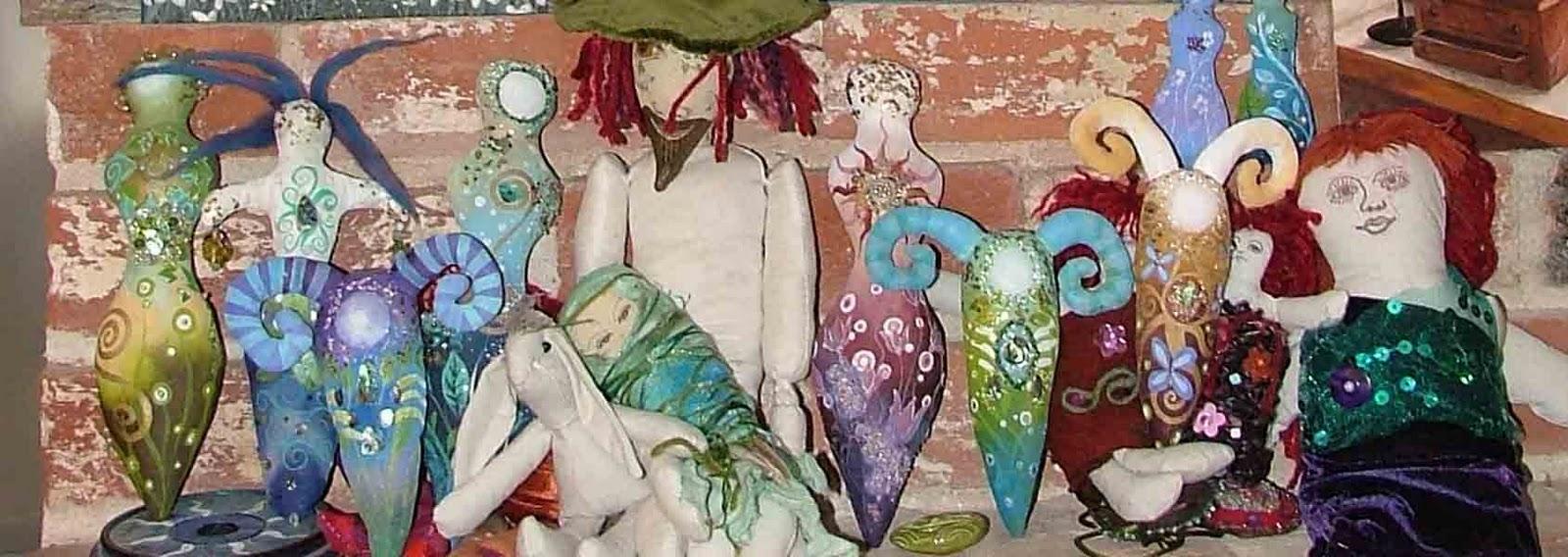 amanda clark paintings